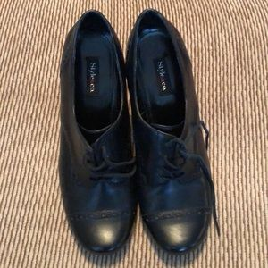 Style & Co Black Shoes